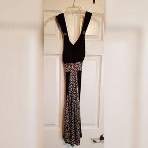Leopard Print XOXO Dress